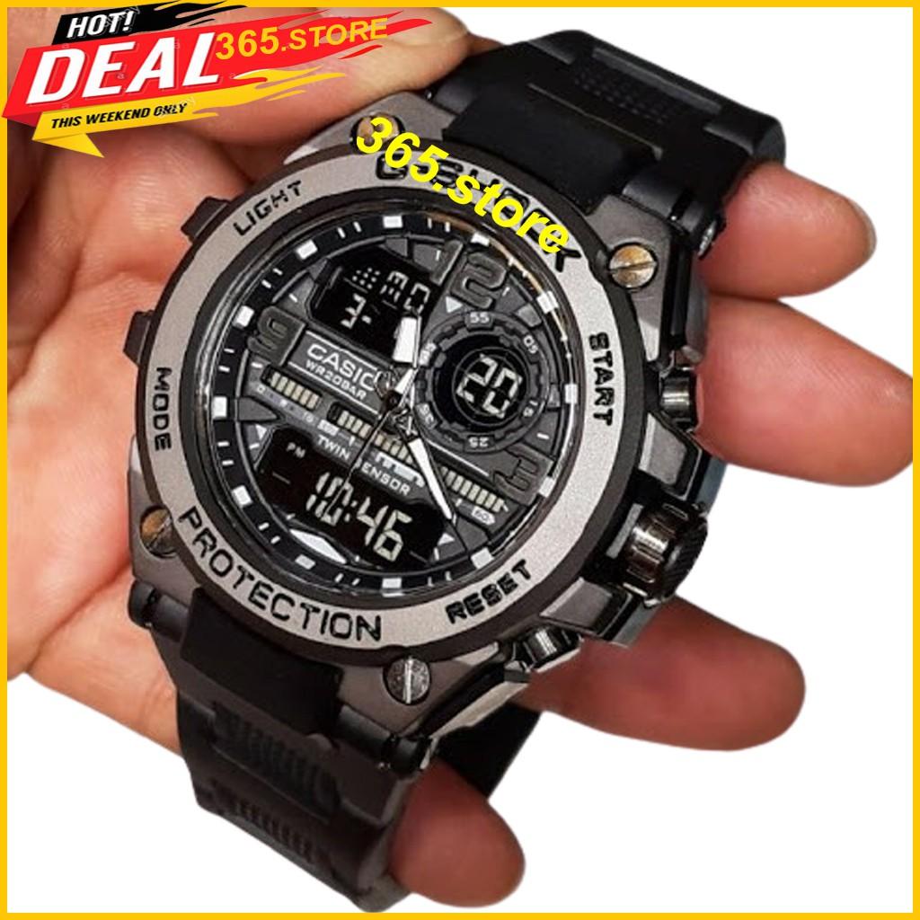 Đồng hồ nam thể thao gsock GST 8600 , chống nước, mạnh mẽ khỏe khoắn dành cho phái mạnh-365.store