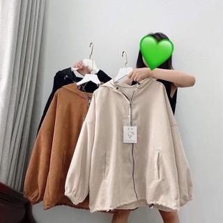Áo khoác mềm có mũ thumbnail