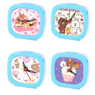 Đồng hồ để bàn gấu brown thỏ cony màu sắc ĐHBI5 đồng hồ báo thức đồng hồ cute thumbnail