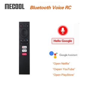 Remote Voice Bluetooth Chính hãng MECOOL cho Android box KM9, KM3, KM1, M8s pro L, M8s pro, KM8