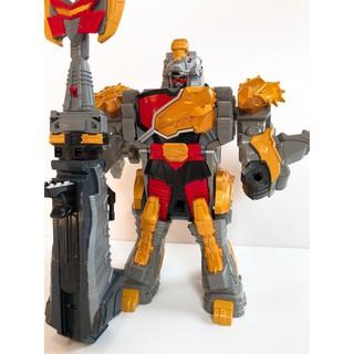 DX Gigant BrachiOh trong siêu nhân Thú Điện Kyoryuger