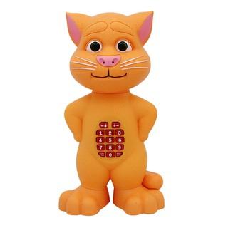 [Nhập mã TOYJUNE giảm 10K]Mô Hình Mèo Kể Chuyện Có Bàn Phím Long Thủy LT268-899B