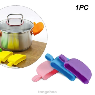 Handle Cover Silicone Anti-scalding Heat Resistant Anti-skid Cookware Saucepan Kitchen Utensil Grip Sleeve