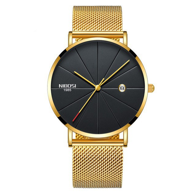 [Tặng vòng tay]Đồng hồ nam NIBOSI chính hãng NI2321.03 thời trang lịch lãm