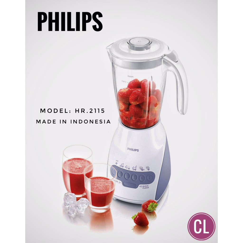 Máy sinh tố Philips HR 2115 - Hàng nhập khẩu - 3311823 , 455458200 , 322_455458200 , 810000 , May-sinh-to-Philips-HR-2115-Hang-nhap-khau-322_455458200 , shopee.vn , Máy sinh tố Philips HR 2115 - Hàng nhập khẩu