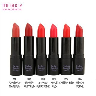 Son Matte bền màu The Rucy Blooming Lipstick 3.5g-0