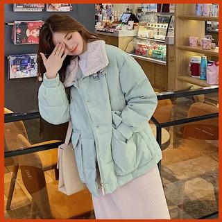 | HOT | SALE | Có sẵn – Áo khoác phao nữ bông dày Hàn Quốc- mẫu mới 2019 Đẹp Sẵn …