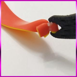 [GIÁ SỐC] Dây ná cao su 2 lớp dày 1.2 mm cao cấp được cột sẵn