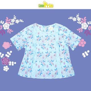 Áo vải hoak tiết bé gái Amprin AG479 thumbnail