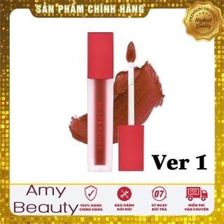 [GÍA HUỶ DIỆT] Son Kem Chính Hãng Black Rouge Air Fit Velvet Tint Ver 1 36.6g