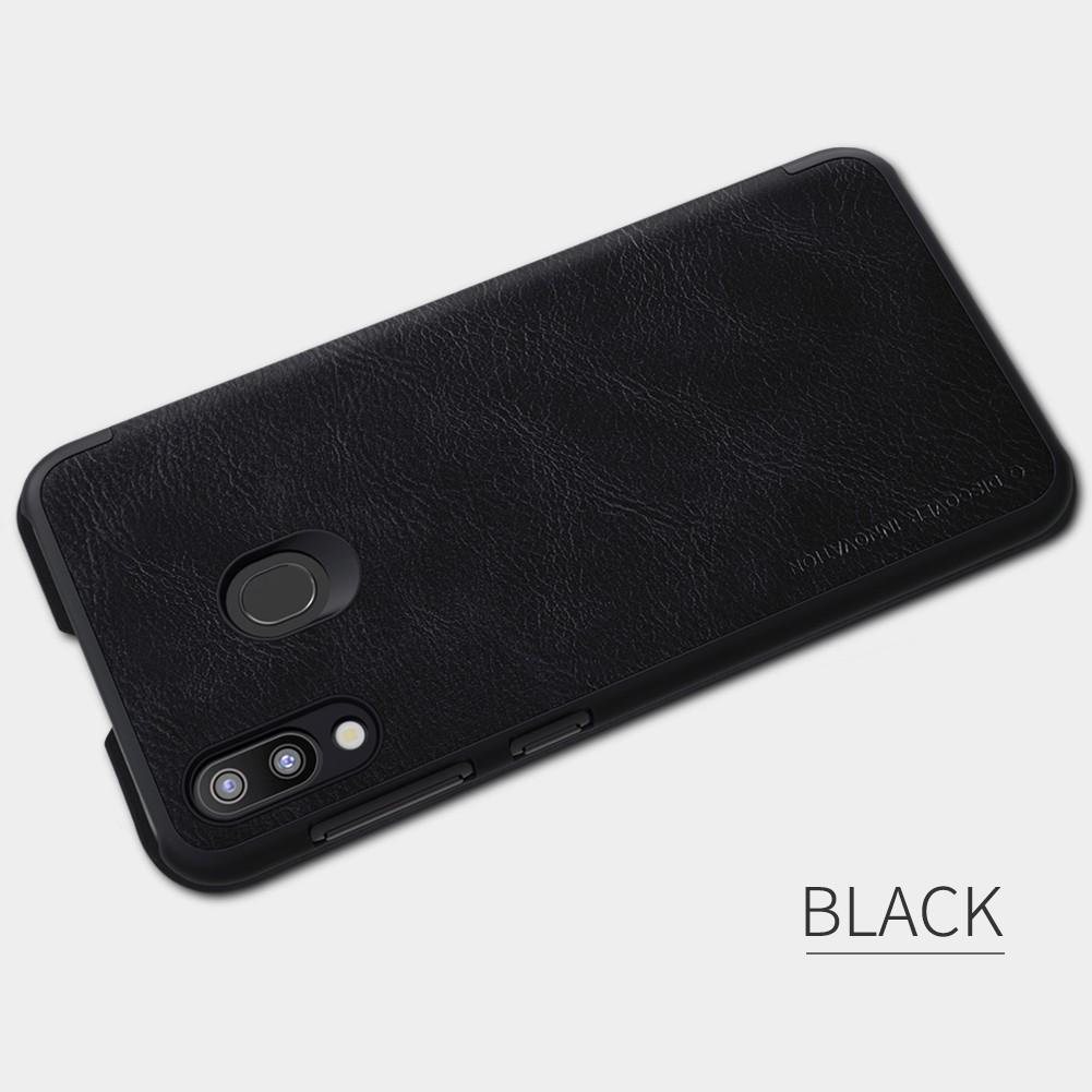 Bao Da Nillkin Qin Cho Samsung Galaxy M20