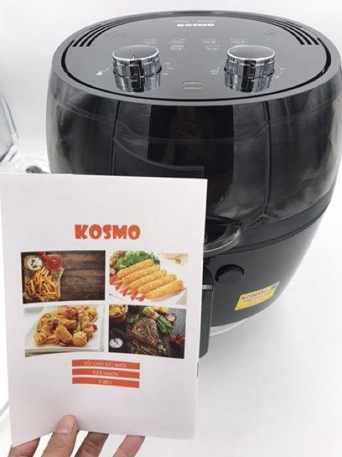 Nồi chiên không dầu Nhật Bản Kosmo 8 lit