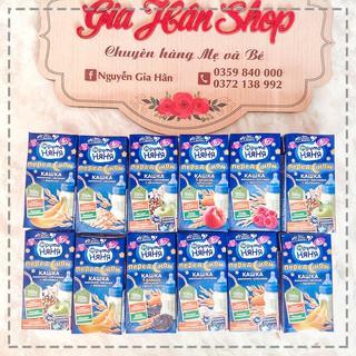 Sữa nước Fruto đêm 6m+ (200ml 18 hộp thùng) thumbnail