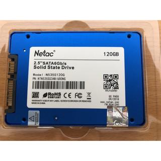 Ổ cứng ssd Netac 120gb128G240G ,256G (KingFass  )Dùng cho Máy tính để bàn Laptop Bảo hành 03 năm