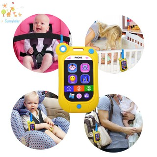 Baby Kids Learning Study Musical Sound Cell Phone Children Educational Toys