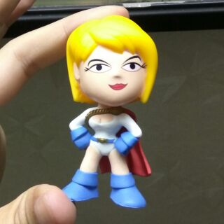 Mô hình Funko Mini Mystery Power Girl Figure