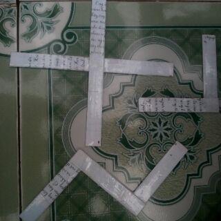 Boomerang bằng giấy 3loại chống nước siêu rẻ