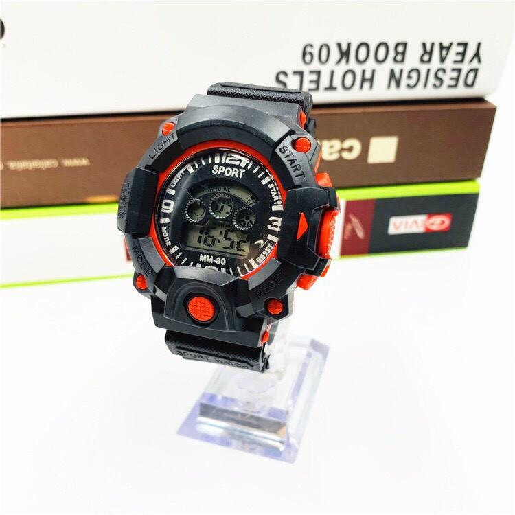 Đồng hồ điện tử nam Sport mẫu mới cá tính MS062
