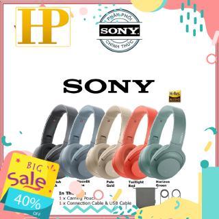 Tai nghe Sony h.ear on 2 Wireless WH-H900N - Hàng Chính Hãng