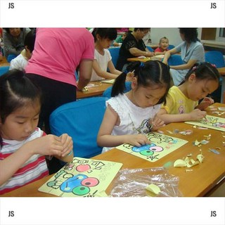 JS'*5/6/10/15 Sand Painting Pictures Kid DIY Education Toy Pattern Random