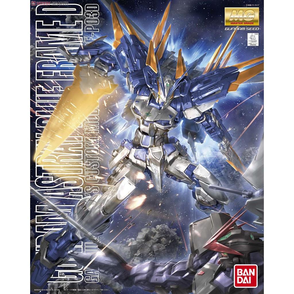 Mô hình Gundam MG Astray Blue Frame D
