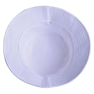 Hình ảnh Nón bucket tròn vành GENZ trơn nhiều màu phong cách Ulzzang Unisex ZA005-3