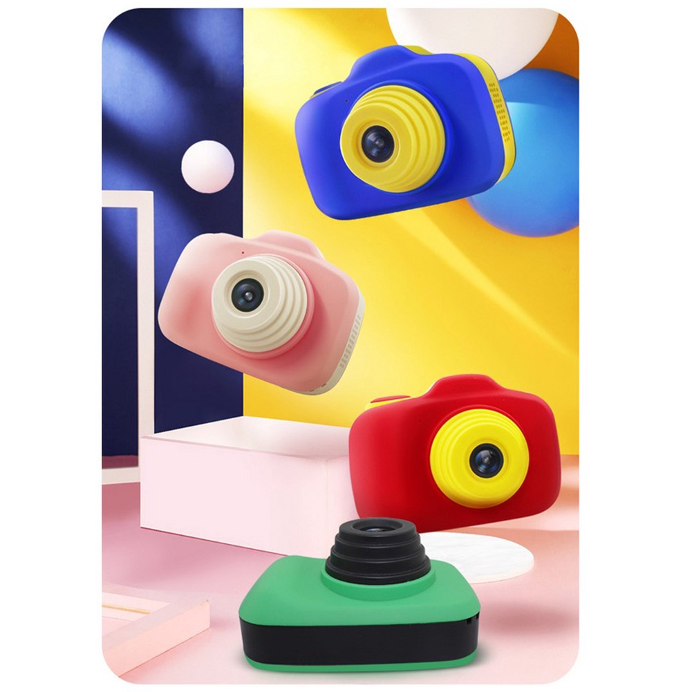 Birthday Children Mini HD Lens Video Toy Portable Festival Cute Cartoon Gifts Digital Camera