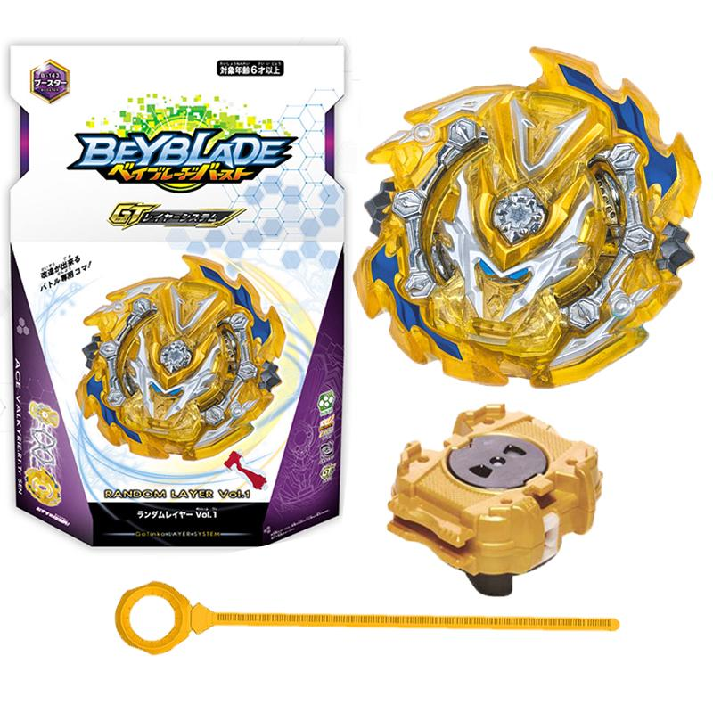 Good Quality New Fight Beyblade Burst Metal Fusion Ver. B143 With Launcher Grip Top Kids Gift Toys