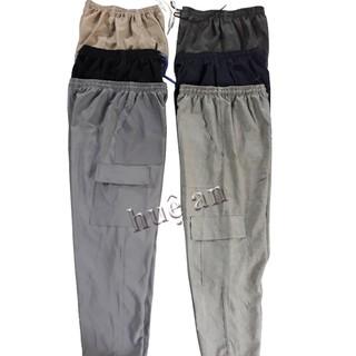 quần dài nam đi làm công nhân combo 2 cái