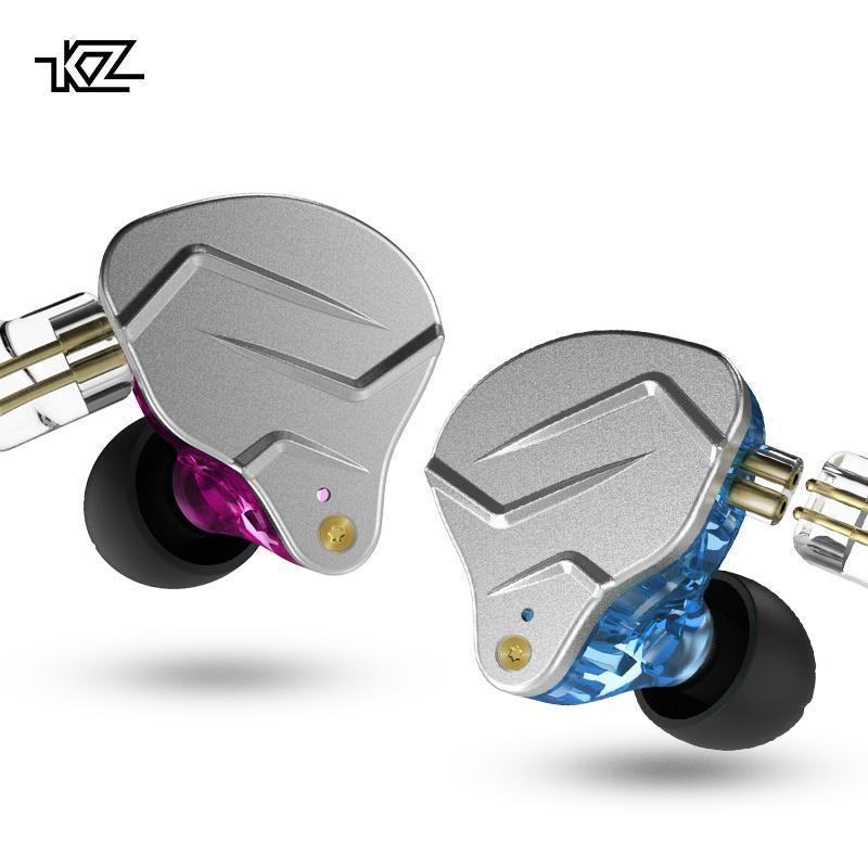 Tai nghe nhét trong KZ zsn Pro âm thanh sống động chất lượng cao