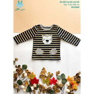 Áo-dài-tay-in-hình-cho-trẻ-3-tháng-đến-3-tuổi-littlelove