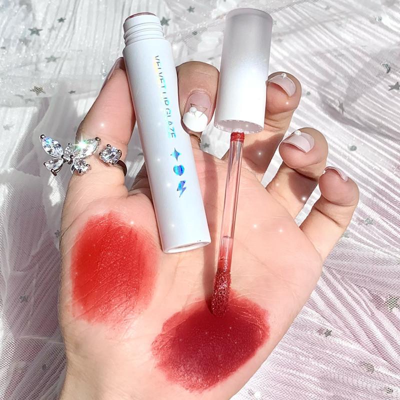 Matte Lipstick Waterproof Lip Mud Matte Lip Gloss