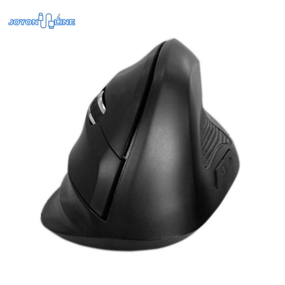 Ready Stock✿ Wireless 2.4GHz Mouse Ergonomic Vertical Mouse 1600DPI 6 Keys Optical Mice
