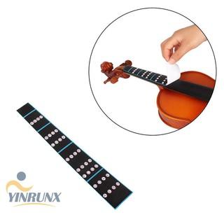 ♦♦2pcs Violin Finger Position Marker Tapes Fingerboard Fretboard Stickers♦♦