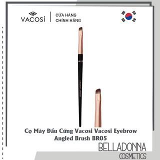 Cọ Mày Đầu Cứng Vacosi Vacosi Eyebrow Angled Brush BR05 thumbnail