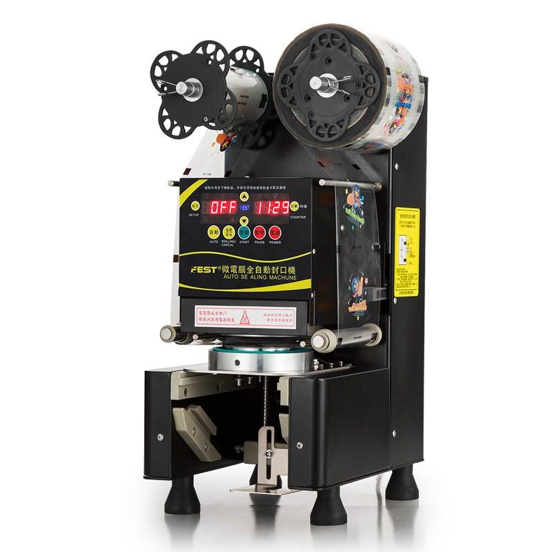 Máy dập nắp cốc tự động FEST RC995- Hàng nhập khẩu ca