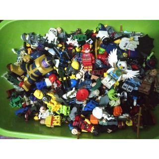 Combo 176 nhân vật non Lego kèm vũ khí