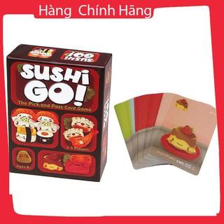 [Trợ giá] Board Game Sushi Go! – Sushi Băng Chuyền_Hàng chất lượng cao