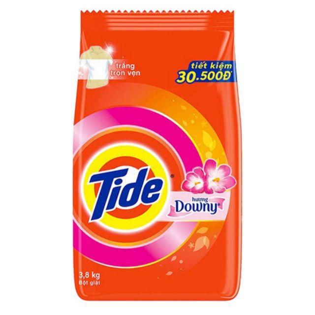 Bột Giặt Tide Downy 3.8KG