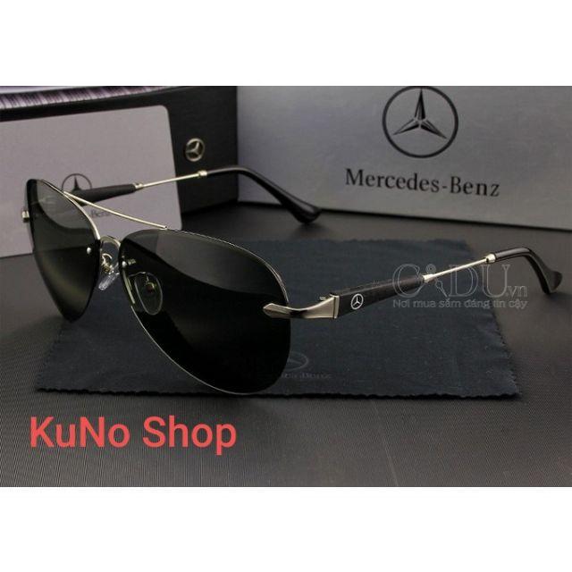 [HÀNG CAO CẤP] Mắt Kính Nam Mercedes - Benz Full Box Rất Chất.