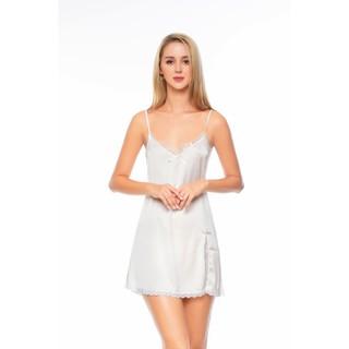 DREAMY VS02 06 Váy ngủ lụa cao cấp hai dây gợi cảm thumbnail