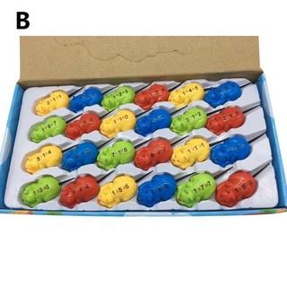 💕Pentagon💕Cute Kids Memory Match Stick Chess Game Toy Kids Montessori