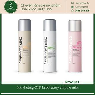 (#CNP) Xịt khoáng CNP Laboratory ampule mist