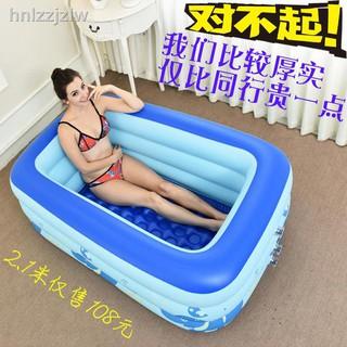 Bể Tắm Bơm Hơi Cho Bé