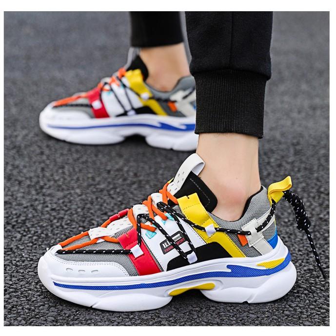 Giày nam thể thao sneaker hot trend Hàn Quốc mới nhất GN325