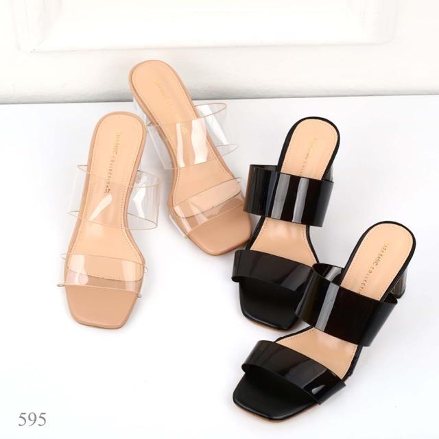 Zara Giày Sandal Kiểu Dáng Trẻ Trung Năng Động Dành Cho Nữ