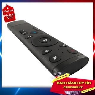 [ HOÀN XU] Chuột Bay điều khiển bằng Giọng Nói (Có Mic, Kiêm Bàn Phím Cho Tivi Box ,Máy Tính, Laptop, Tivi) thumbnail