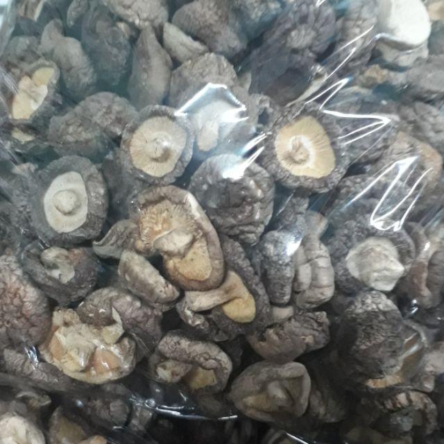 500gr Nấm hương khô Lào Cai. Sản phẩm hoàn toàn từ thiên nhiên.