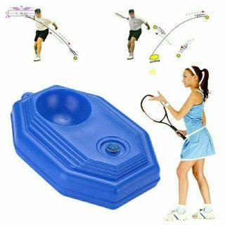 Dụng cụ tự tập đánh banh tennis kèm banh thumbnail