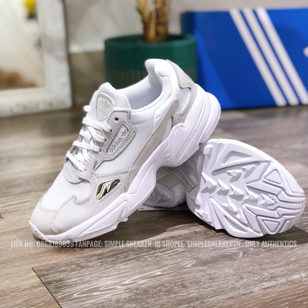 Giày Adidas Falcon Auth FREESHIP Giảm 50K Khi Nhập Mã [ADIDASNU] Giày Adidas Falcon Chính Hãng - Chuẩn Auth